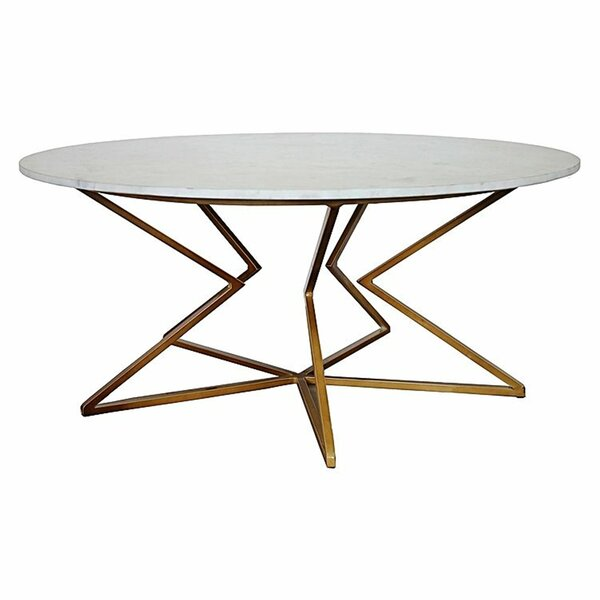 Armish Aaira Coffee Table By Rose Artifacts