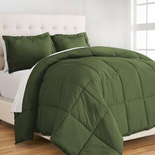 Olive Green Comforter Set | Wayfair