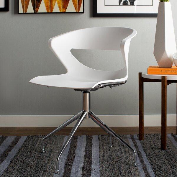 Kreature Mid-Back Desk Chair by Gordon International