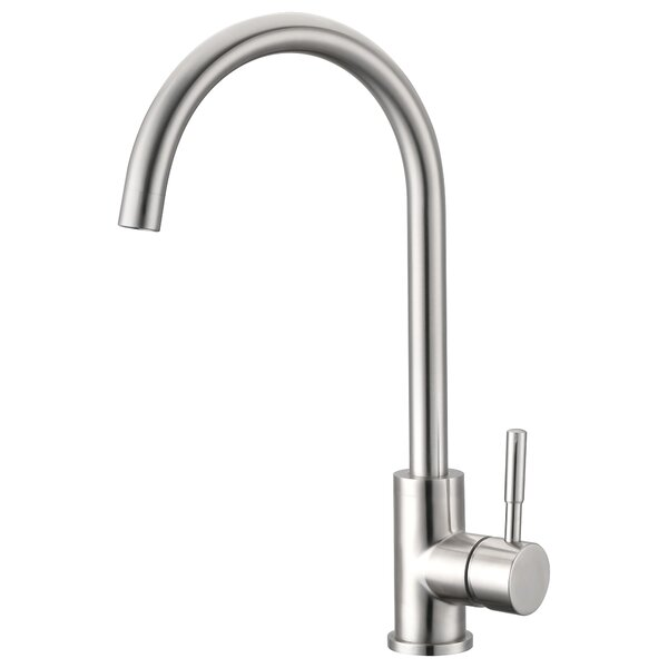 Single Handle Kitchen Faucet by Y Decor