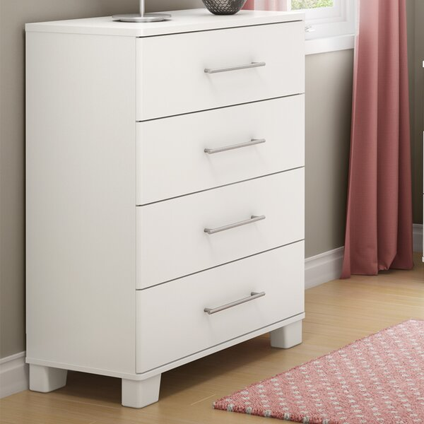 Cuddly 4 Drawer Chest by South Shore