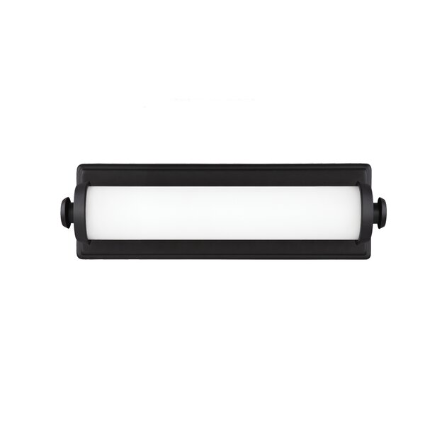 Shaw 1-Light LED Flush Mount by Darby Home Co