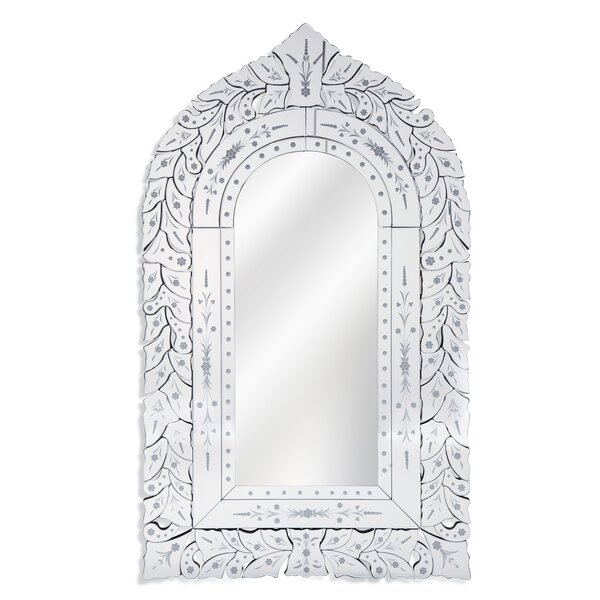 Arch/Crowned Top Wall Mirror by One Allium Way