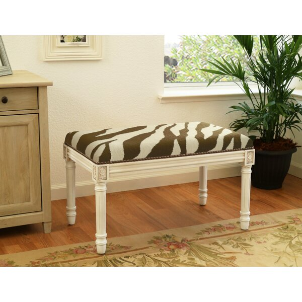 Braeside Upholstered Bench by Bloomsbury Market