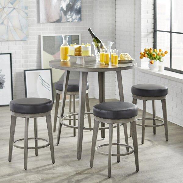Ruhlman Counter Height Dining Set by Ebern Designs Ebern Designs