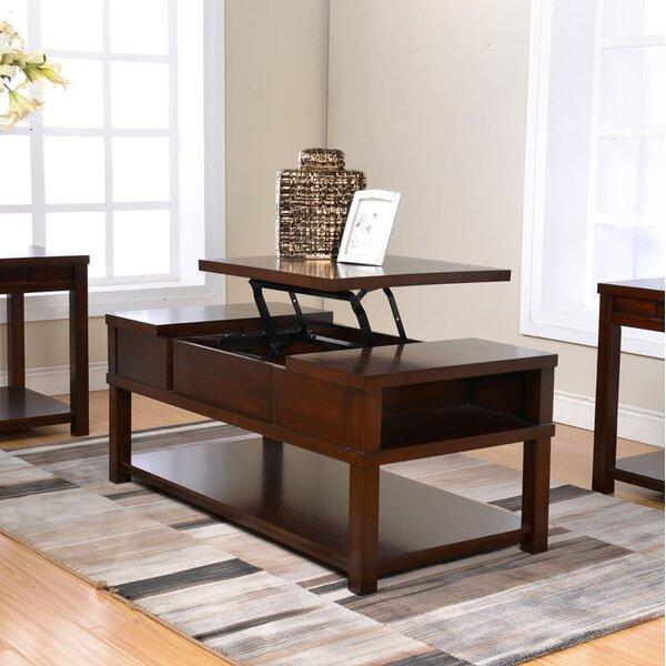 Heatherton Lift Top Coffee Table by Red Barrel Studio Red Barrel Studio