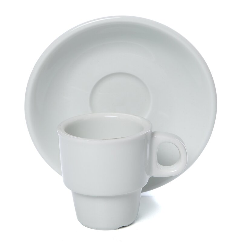 Houser Cup and Saucer  sc 1 st  Wayfair & Three Posts Houser Cup and Saucer u0026 Reviews | Wayfair