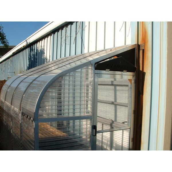 5.16 Ft. W x 12.5 Ft. D Greenhouse by Sunglo Greenhouses
