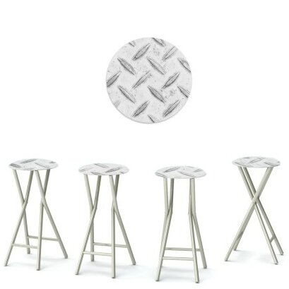 Urban 30'' Patio Bar Stool (Set of 4) by Best of Times