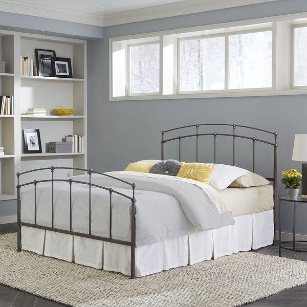 Davies Standard Bed by Alcott Hill