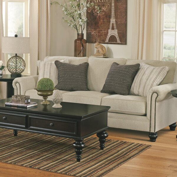 In Vogue Grote Sofa by Darby Home Co by Darby Home Co