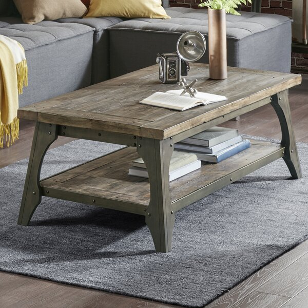 Casimir Coffee Table by Gracie Oaks