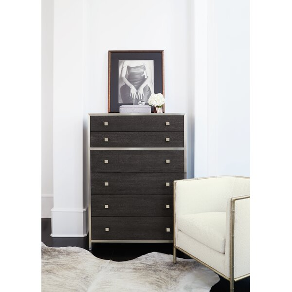 Decorage 6 Drawer Chest by Bernhardt
