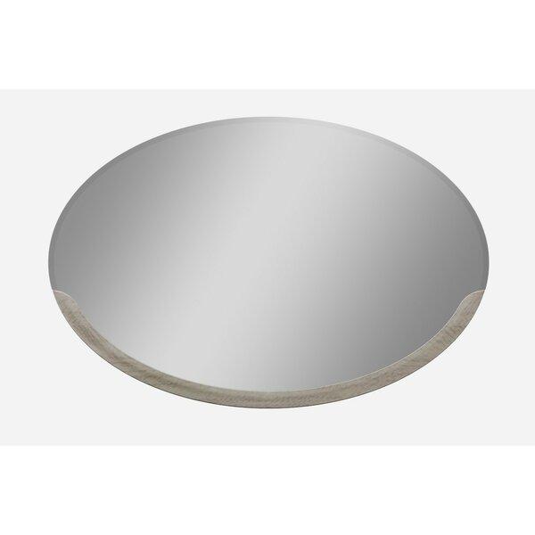 Sigel Oval Dresser Mirror by Orren Ellis