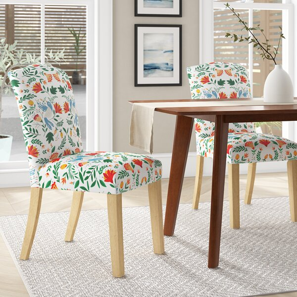 Buxton Upholstered Dining Chair by Wrought Studio Wrought Studio