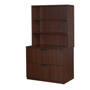 bookcase filing cabinet combo | wayfair.ca lateral file cabinet with shelves