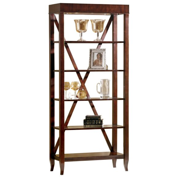 Waymon Etagere Bookcase by Bloomsbury Market