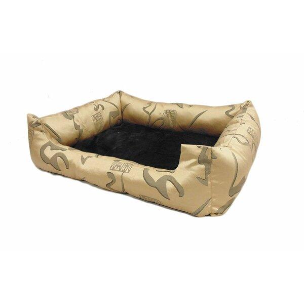 Eco Friendly Extra Plush Soft Dog Bolster by Stratford Home