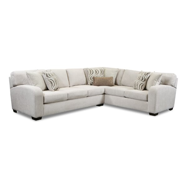 Petekar Right Hand Facing Sectional By Ebern Designs