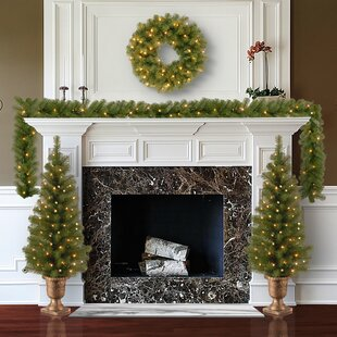 Christmas Decorating Garland And Swag Kit Ortment