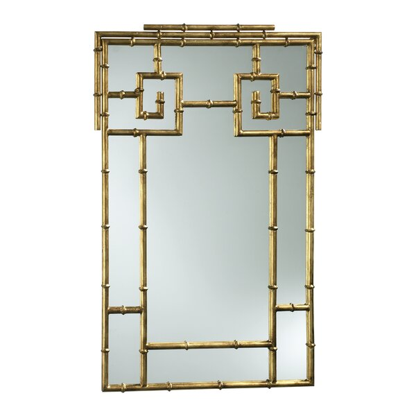 Bamboo Wall Mirror by Cyan Design