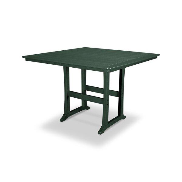 Nautical Plastic Bar Table by POLYWOOD®