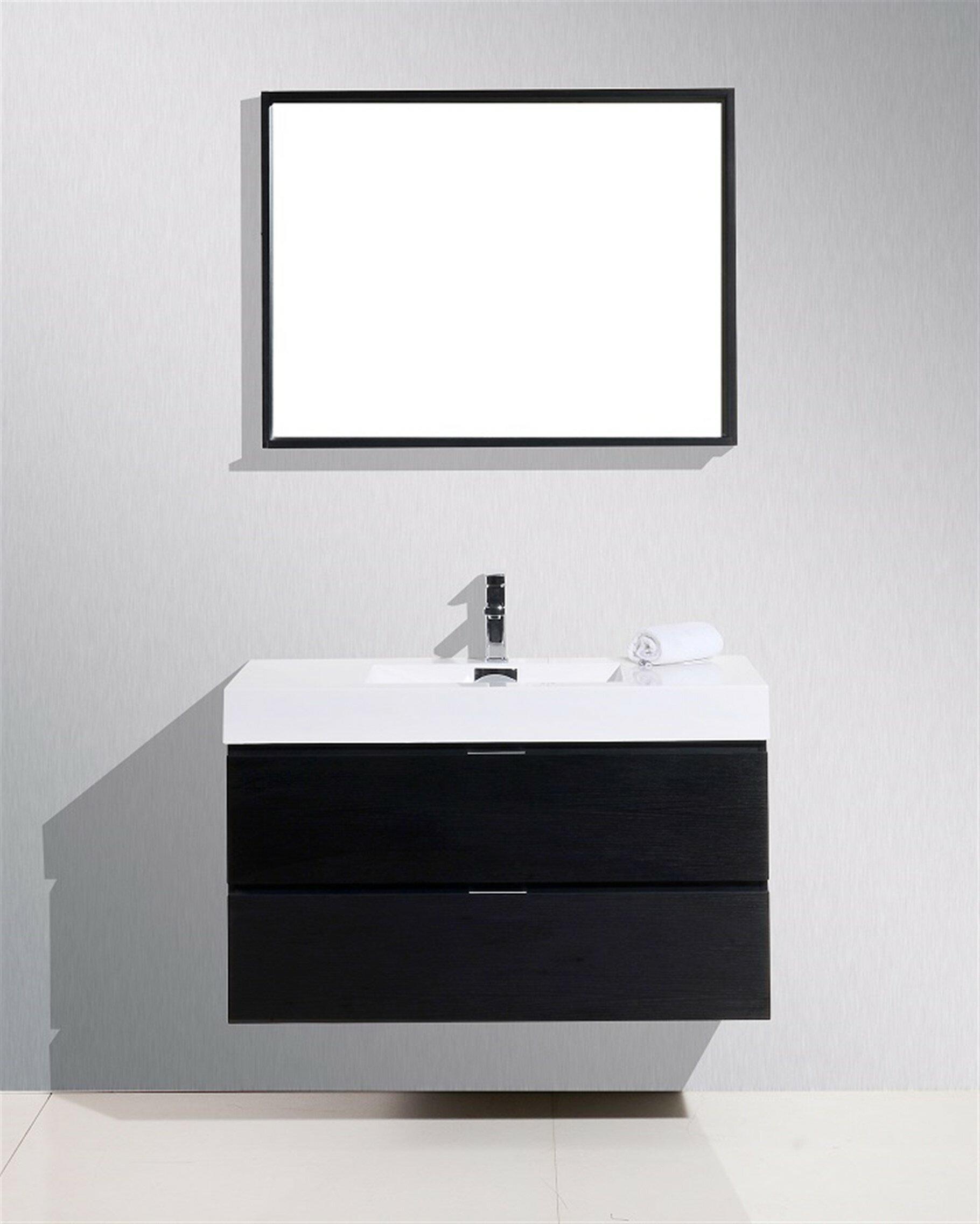 wht white lacquered vanity dora van bathroom