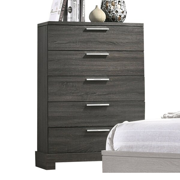 Beckley 5 Drawer Chest by Brayden Studio