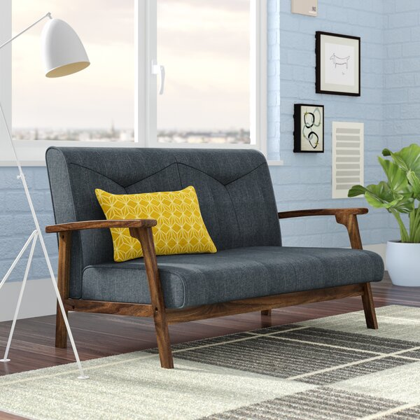 Looking for Alijah Mid Century Vintage Modular Loveseat By Mistana 2019 Coupon