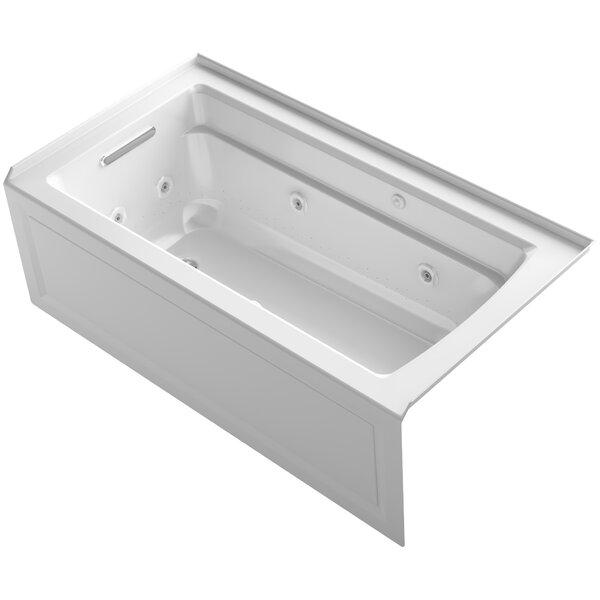 Archer 60 x 32 Air / Whirlpool Bathtub by Kohler