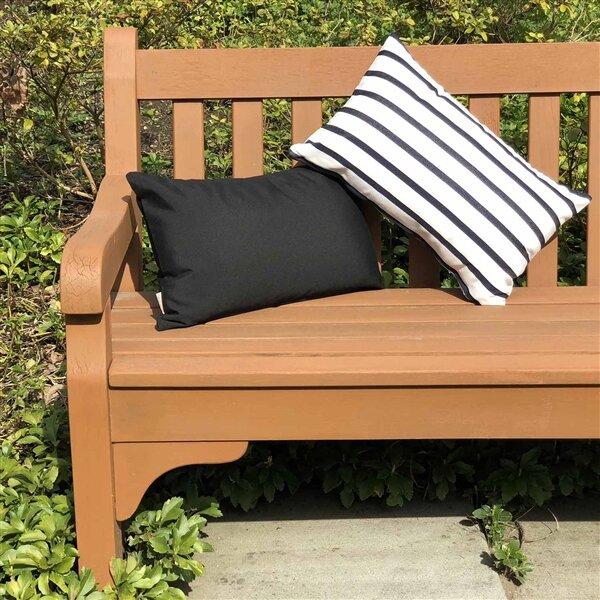 Katarina Stripes Indoor/Outdoor Lumbar Pillow