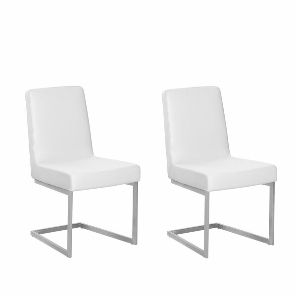Nyora Upholstered Dining Chair (Set of 2) by Orren Ellis