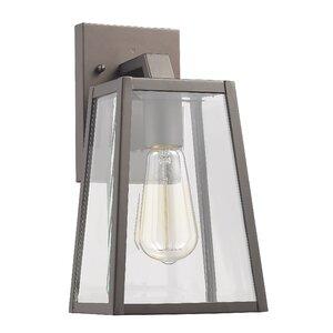 Brill LED Outdoor Wall Lantern