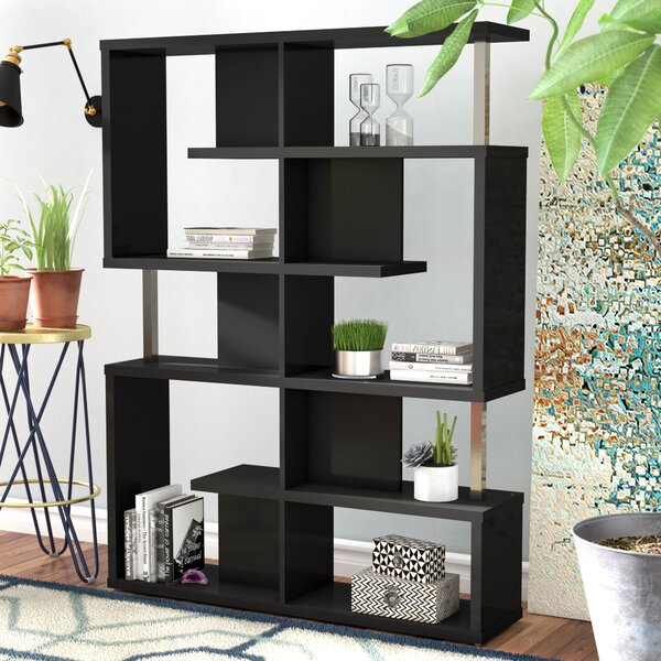 Chantilly Geometric Bookcase By Wade Logan®