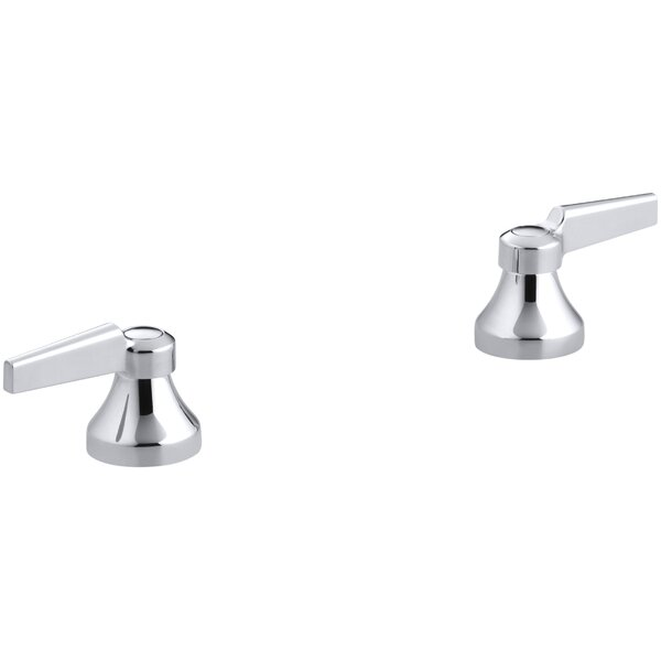 Triton Lever Handles for Widespread Base Faucet (Set of 2) by Kohler