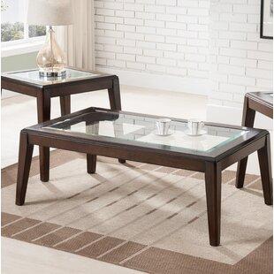 Find Greear Coffee Table ByAlcott Hill