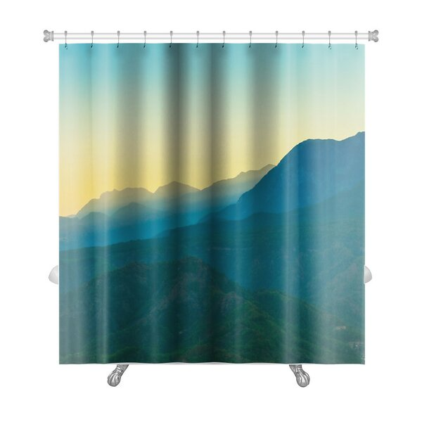 Landscapes Landscape in the Mountains Turkey Premium Shower Curtain by Gear New