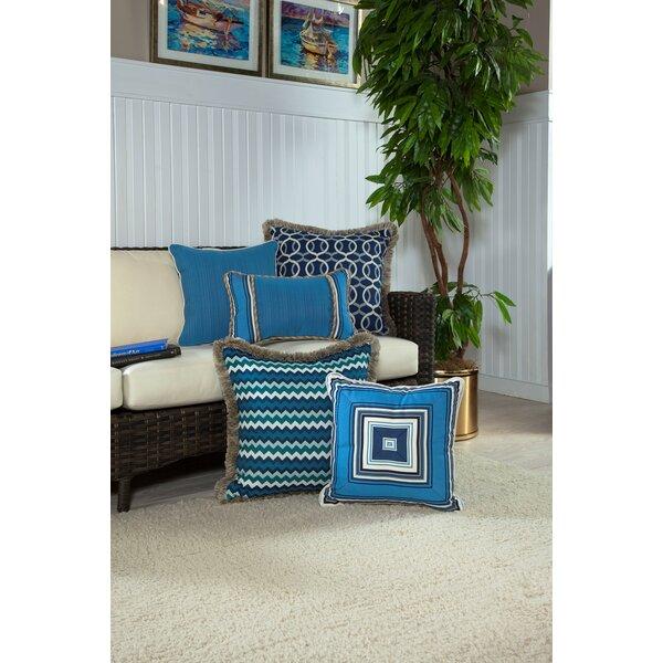 Speirs Medium Indoor/Outdoor Sunbrella Throw Pillow