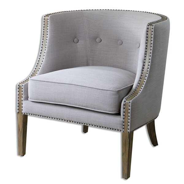 Gamila Barrel Chair by Uttermost