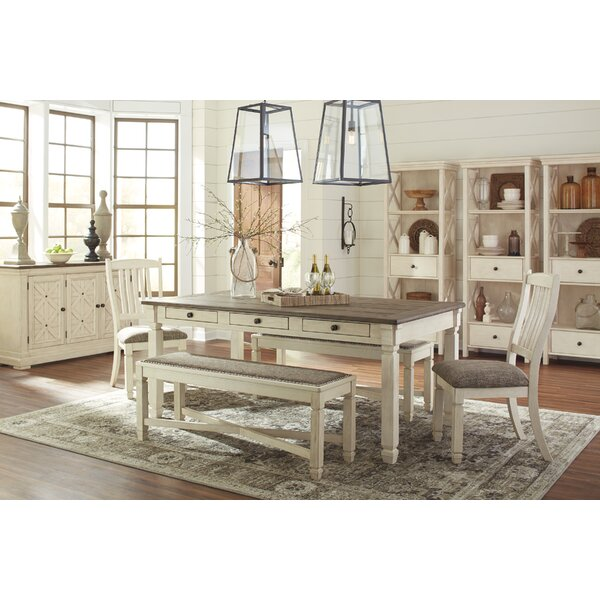 Buch 5 Piece Dining Set by August Grove August Grove