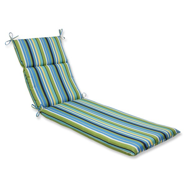 Tovey Indoor/Outdoor Chaise Lounge Cushion