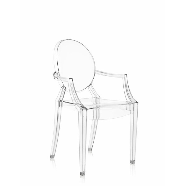 Kartell Ghost Louis Dining Chair by Kartell