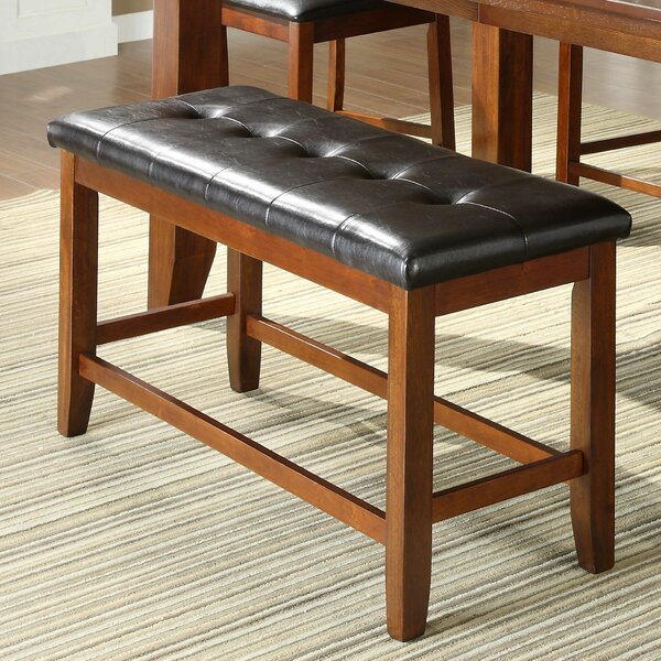 Lecroy Wood Bench by Millwood Pines