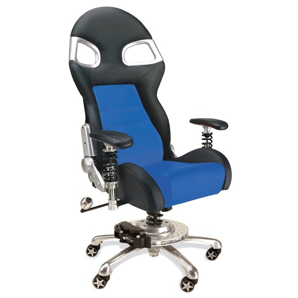 Kuhlman Ergonomic Executive Chair by Latitude Run