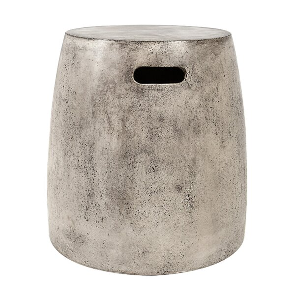 Eco-Concrete Hive Stool by My Spirit Garden