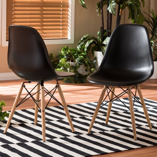 Audrey Side Chair (Set of 2) by Latitude Run