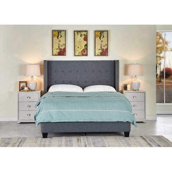 Wedemeyer Upholstered Standard Bed by Red Barrel Studio