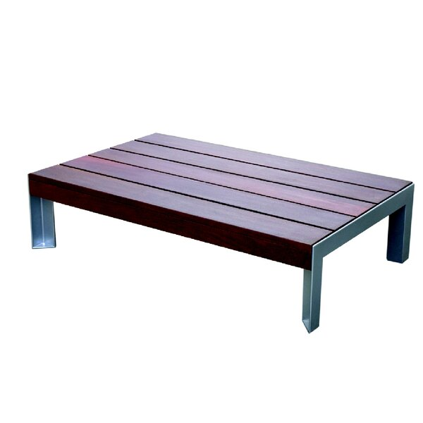 Etra Solid Wood Coffee Table By Modern Outdoor