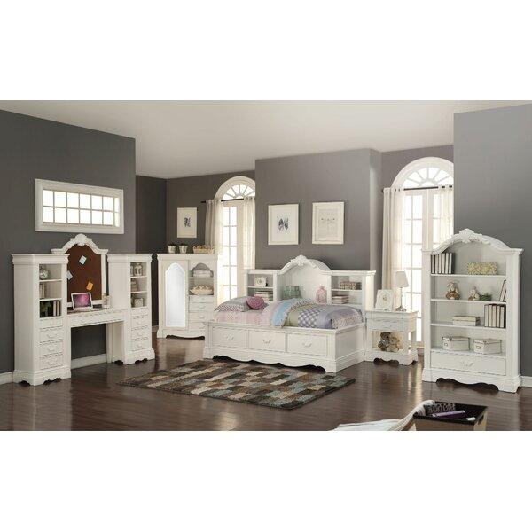 Eustice Panel Configurable Bedroom Set by Harriet Bee