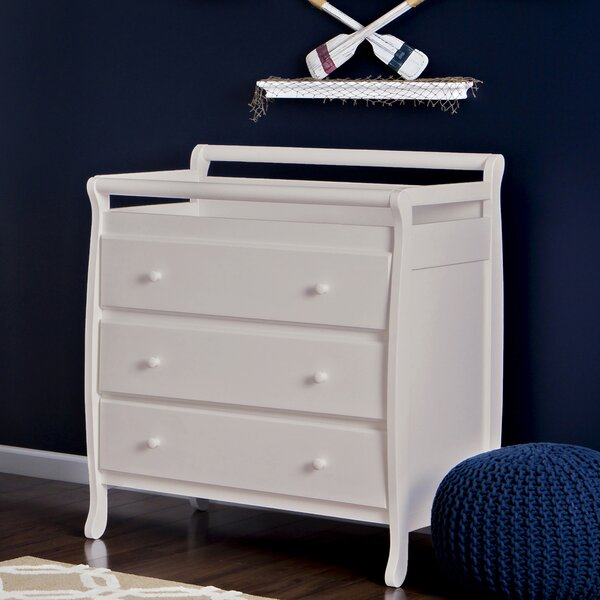 Liberty Collection 3 Drawer Changing Table by Dream On Me